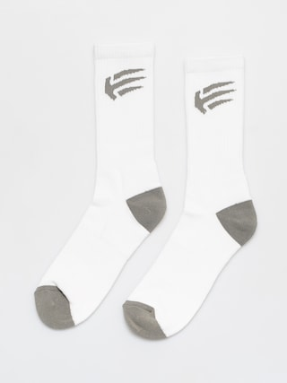 Etnies Joslin Socks (white/grey)