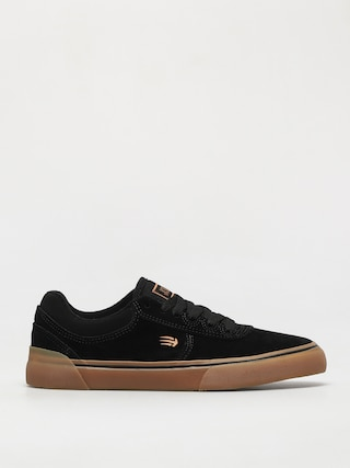 Etnies Joslin Vulc Shoes (black/gum)