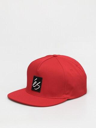 eS Patch Snapback ZD Cap (red)