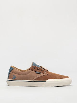 Etnies Jameson Vulc Shoes (brown/blue)
