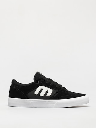 Etnies Windrow Vulc Shoes (black/white/gum)