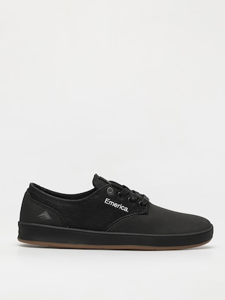 Emerica The Romero Laced Shoes (black raw)