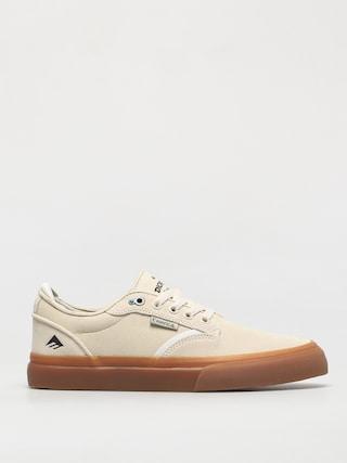 Emerica Dickson Shoes (white/gum)