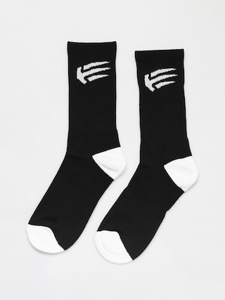 Etnies Joslin Socks (black/white)