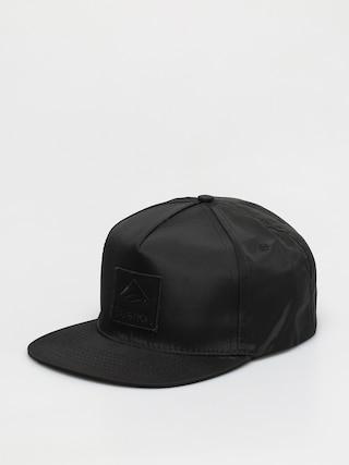 Emerica Stack Tonal Snapback ZD Cap (black)