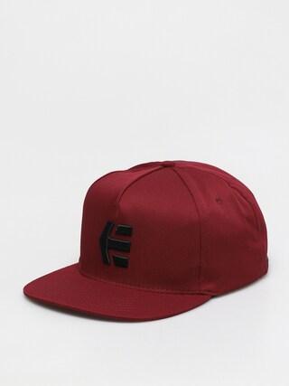 Etnies Icon Snapback ZD Cap (cardinal)