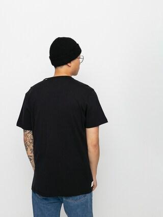 Globe Every Damn Day T-shirt (black)