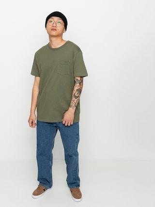 Globe Every Damn Day T-shirt (olive)