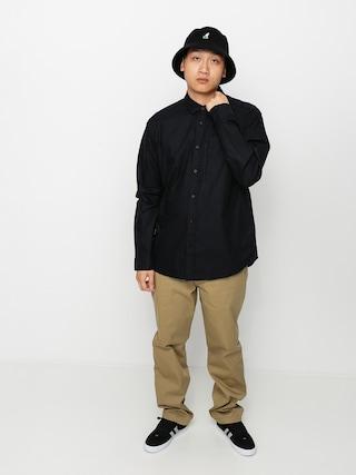 Globe Foundation Ls Shirt (black)