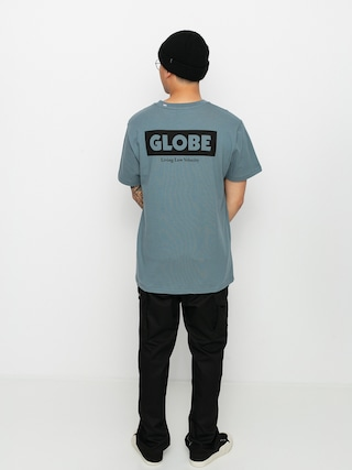 Globe Living Low Velocity T-shirt (steel blue)
