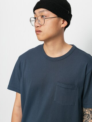 Globe Every Damn Day T-shirt (midnight)