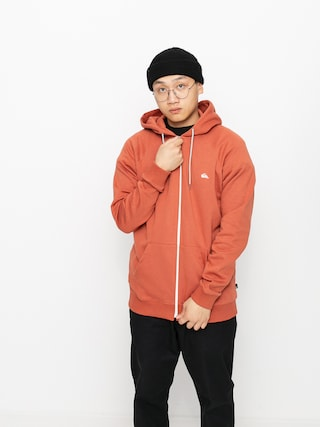 Quiksilver Everyday ZHD Hoodie (redwood)