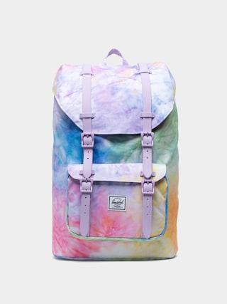 Herschel Supply Co. Little America Mid Backpack (pastel tie dye)