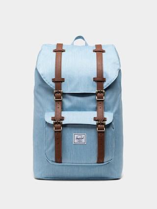 Herschel Supply Co. Little America Mid Backpack (light denim crosshatch)