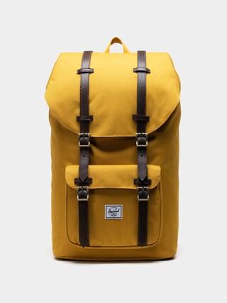 Herschel Supply Co. Little America Backpack (arrowwood/chicory coffee straps)