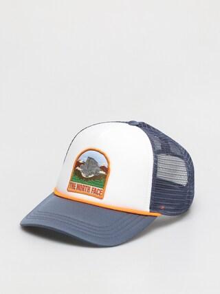 The North Face Valley Trucker ZD Cap (vintage indigo/vintage white)