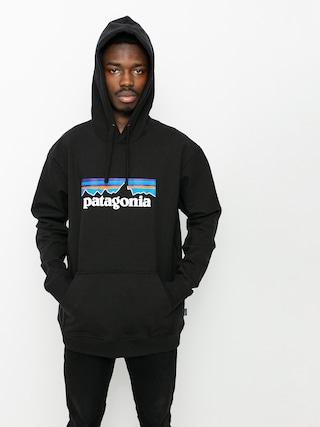 Patagonia Hoodie P6 Logo Uprisal HD (black)
