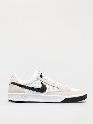 Nike SB Adversary Shoes (white/black white)