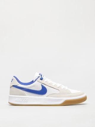 Nike SB Adversary Shoes (summit white/hyper royal white)