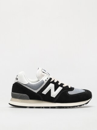 New Balance 574 Shoes (black/grey)