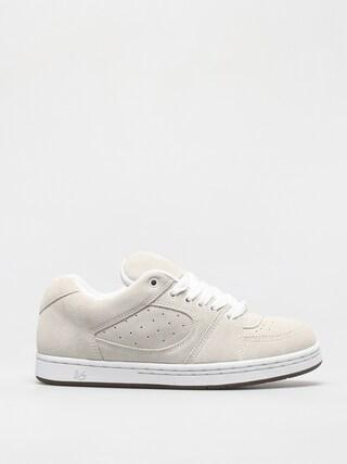 eS Accel Og Shoes (white/gum)