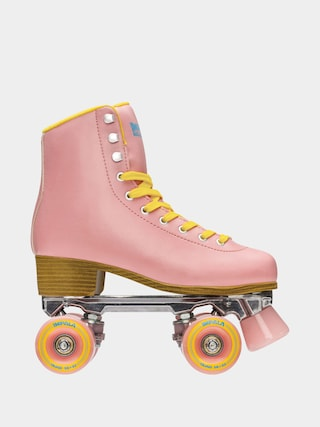 Impala Quad Skate Roller skates Wmn (pink/yellow)