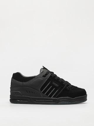 Globe Fusion Shoes (black/night)