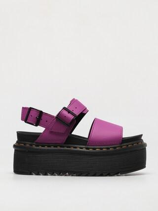 Dr. Martens Voss Quad Sandals Wmn (bright purple hydro)