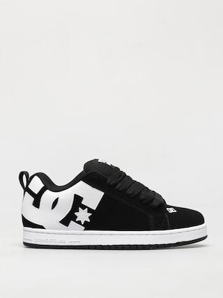 DC Court Graffik Shoes (black)