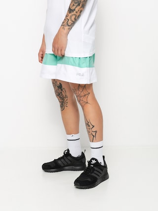 Fila Yamato Shorts (black iris/biscay green)
