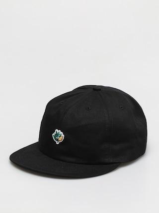 Magenta Plant 6P Cap (black)