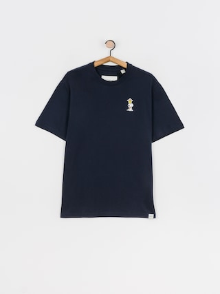 Element Peanuts Patches T-shirt (eclipse navy)