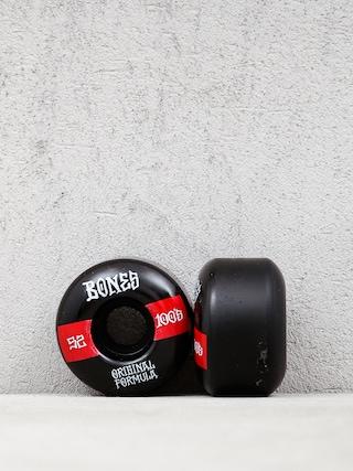 Bones Og Formula V4 Wide 100A Wheels (black/red)