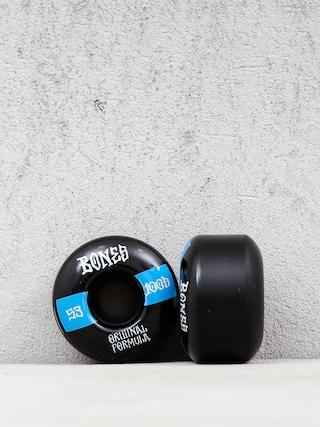 Bones Og Formula V4 Wide 100A Wheels (black/blue)