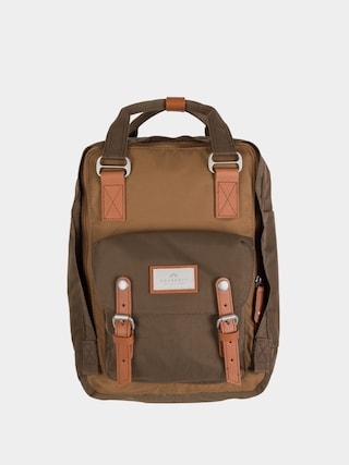 Doughnut Macaroon Backpack (khaki x army)