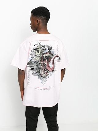 Primitive Venom T-shirt (pink)