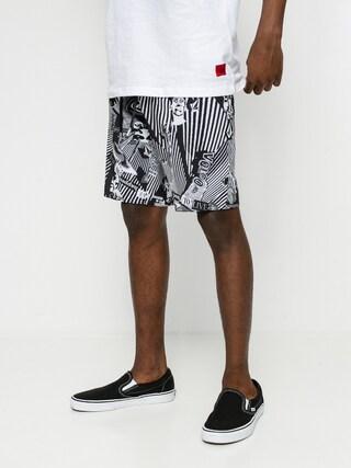 Volcom Mod Lido Prnt 20 Boardshorts (black)