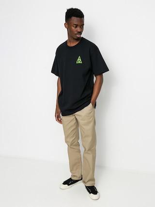 HUF X 420 Green Buddy TT T-shirt (black)