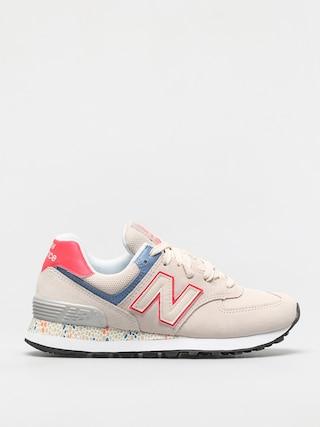 New Balance 574 Shoes Wmn (beige)