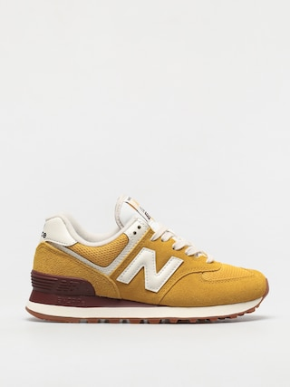 New Balance 574 Shoes Wmn (varsity gold)
