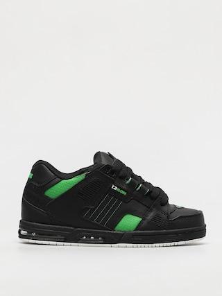 Globe Sabre Shoes (black/moto green)