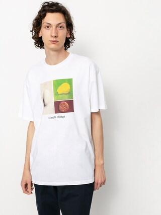Carhartt WIP Simple Things T-shirt (white)