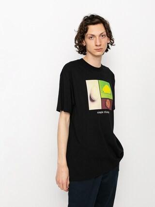 Carhartt WIP Simple Things T-shirt (black)