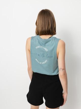Femi Stories Nuka T-shirt Wmn (dstb)