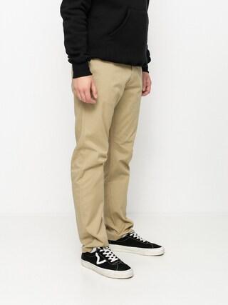 RVCA The Weekend Stretch Pants (khaki)