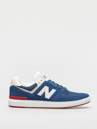 New Balance All Coasts 574 Shoes (royal/white)