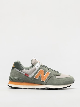 New Balance 574 Shoes (celadon)