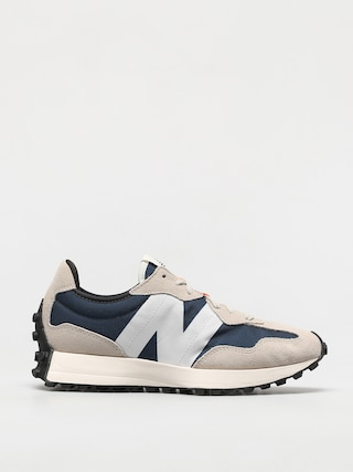 New Balance 327 Shoes (outerspace/citrus punch)