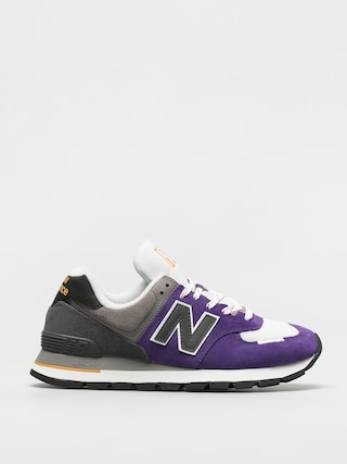 New Balance 574 Shoes (prism purple)