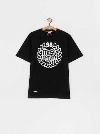 MassDnm T-shirt Base (black)